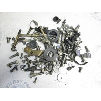 1985 Evinrude Johnson 50 Hp J50BELCO Outboard Hardware Nuts Bolts Screws
