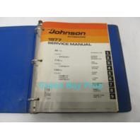 JM-7710 1977 Johnson Outboard Service Manual 85 115 140 HP