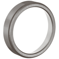 L44610 Timken Stamped Steel Tapered Roller Bearing Outer Cup
