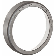L68111 Timken Stamped Steel Tapered Roller Bearing Outer Cup