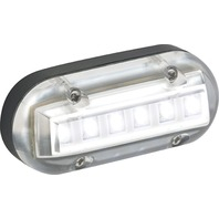 BASE UNDERWATER LED LIGHTS-1.5?H x .75?D x 3.5?L, White