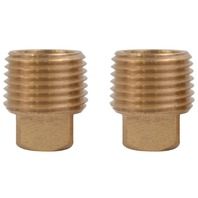 "ATTWOOD MARINE GARBOARD 2-1/8"" DIA Replacement Plug Only, Pair"