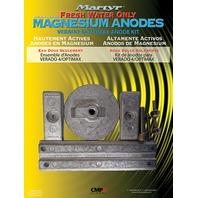 MAGNESIUM ANODE KIT for Mercury Verado 4/OptiMax
