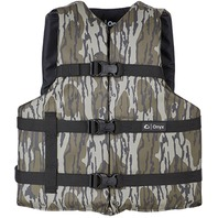 "ONYX MOSSY OAK ADULT UNIVERSAL GENERAL PURPOSE VEST 30-52"", Mossy Oak Bottomland"