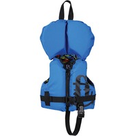 FULL THROTTLE INFANT NYLON WATER SPORTS VEST-Infant Up to 30 lbs, Blue