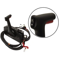 SIDE MOUNT REMOTE CONTROL - 14 PIN-Side Mount with Trim & 15' Harness