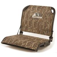 Millenium Marine ComfortMax Fold-Down Boat Seat, Mossy Oak Bottomland