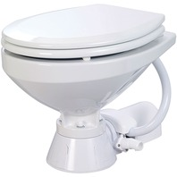 JABSCO ECONOMY ELECTRIC TOILET-Regular Bowl, 12V