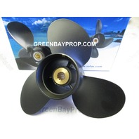9.25 X 9 Pitch Propeller for Johnson Suzuki 8 9.9-15 HP 4-Stroke Outboards