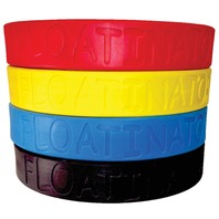 FLOATINATOR Drink Float Assortment Pack: Contains 3 each Black, Blue, Red, Yellow
