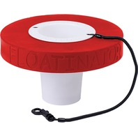 FLOATINATOR Cup Bottle Drink Float, Red