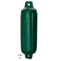 """STORM GARD  TRUE COLOR  PEARLESCENT FENDER-Emerald Green, 6-1/2"""" x 22"""""""