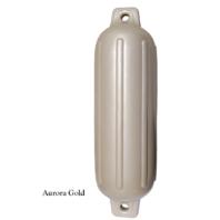 "STORM GARD  TRUE COLOR  PEARLESCENT FENDER-Aurora Gold, 6-1/2"" x 22"""