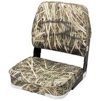 CAMOUFLAGE FOLD DOWN SEAT-Mossy Oak Shadowgrass Blades