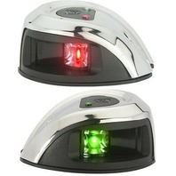 NV1011SS Attwood Stainless Steel Marine Boat 1NM LED Navigation Bow Light PAIR