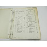 OB1029-1 Vintage Chrysler Outboard Service Manual 9.6-15  HP
