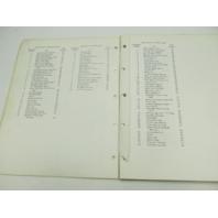 OB2286 Vintage Chrysler Outboard Service Manual 65 HP 1977-78