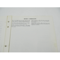 OB2714 1978 Chrysler Outboard Service Manual 6 & 8 HP