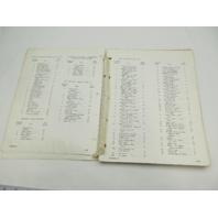 OB2724 Vintage Chrysler Outboard Service Manual 25-35 HP