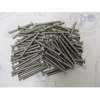 5lb Lot 5/16-18 X 3-1/2 Philllips Head Truss Stainless Steel  Machine Screws PTMSSS5/16C3.5