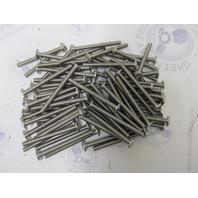 5lb Lot 5/16-18 X 3-1/2 Philllips Head Truss Stainless Steel  Machine Screws PTMSSS5/16C3.5