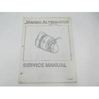 SIS-868 883 Mercury Mercruiser Mando Alternator Service Repair Manual