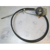 SSC7215 Teleflex 15' Rotary Boat Steering Cable and Helm