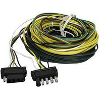 V5525Y Anderson Marine Boat 5-way Universal Trailer wire Harness Kit 25'