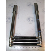 Windline Telescoping 3 Step Stainless Steel Boat Ladder