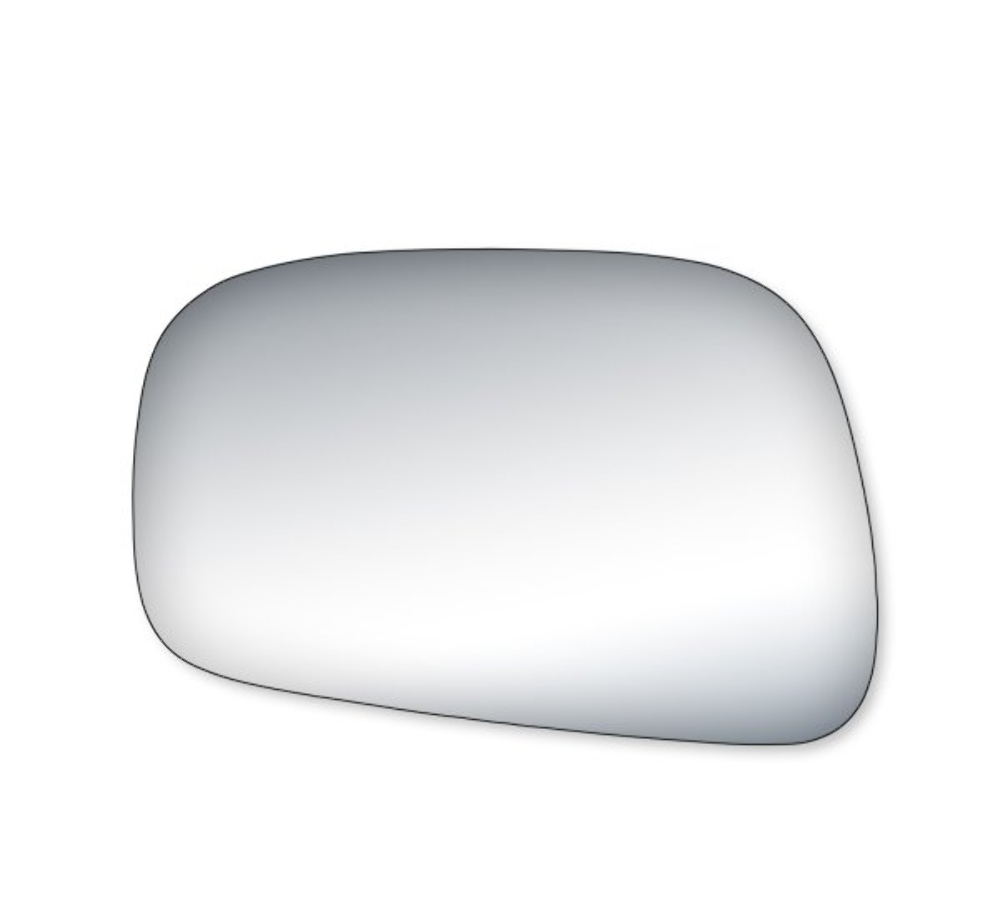 Fits 02-06  Camry Left Driver Mirror Glass Lens USA Built Only Vin# 1, 4, 5