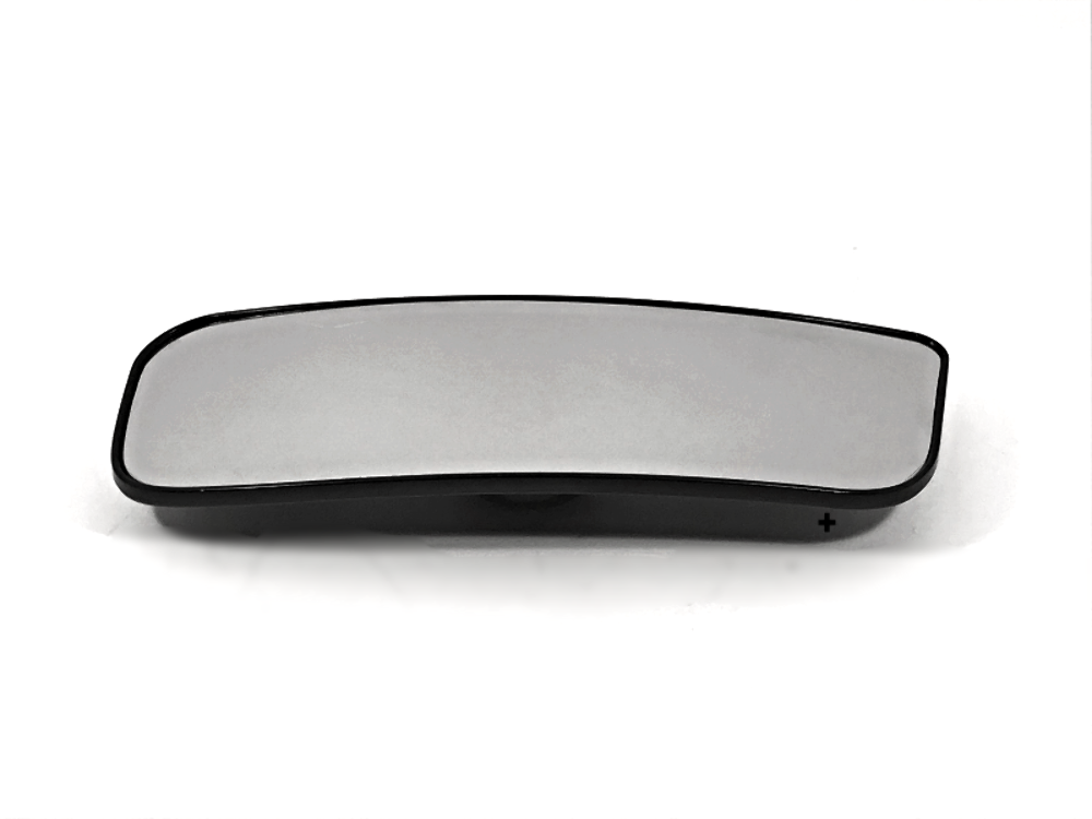 Fits 12-18 Nis NV Right Passenger Lower Convex Mirror Glass for Models w/out Extending Tow Mirrors