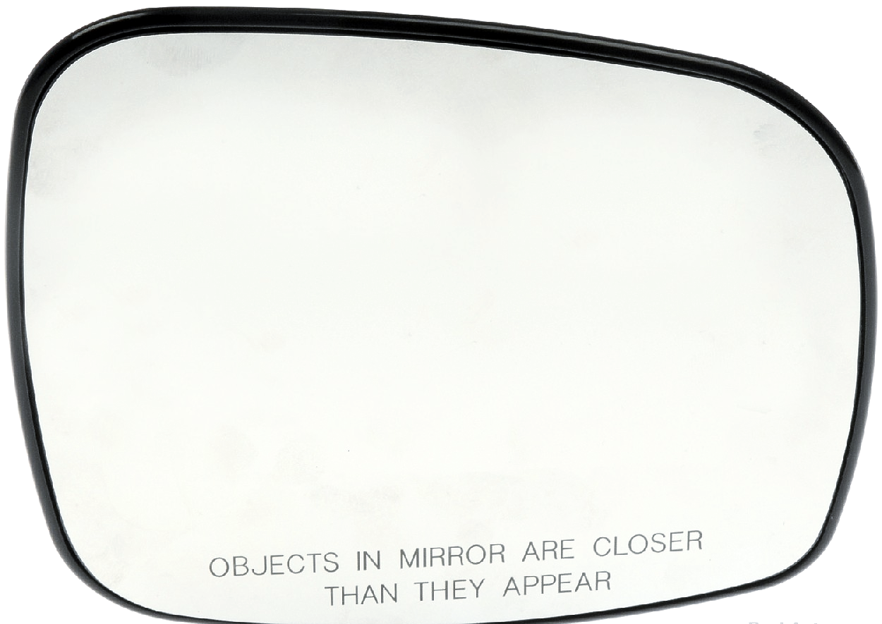 Fits 96-04 Caravan Grand / Town & Country Right Pass Heated  Mirror w/Holder