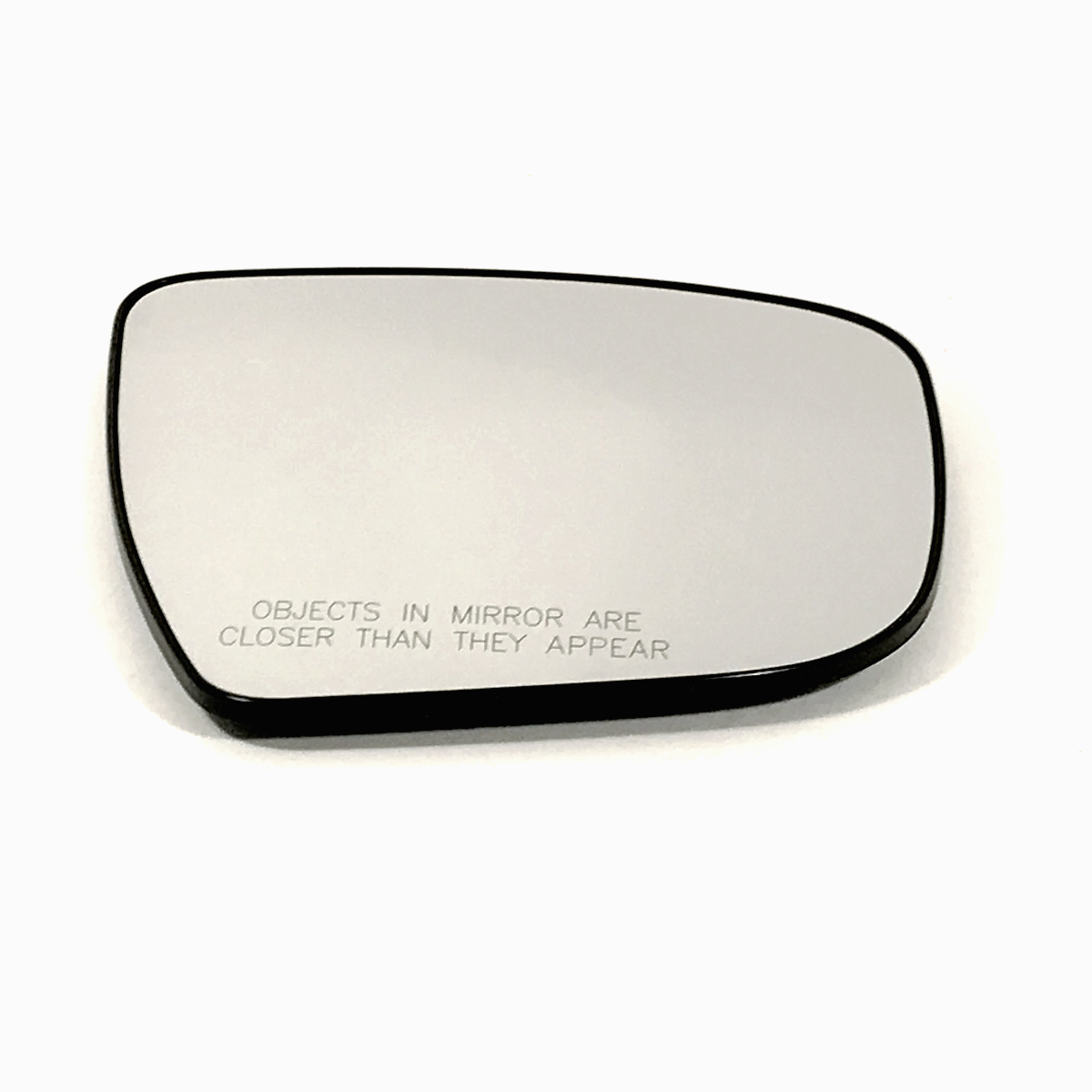 Fits 15-18 Murano 14-19 Rogue 17-19 Pathfinder Right Pass Mirror Glass w/ Holder