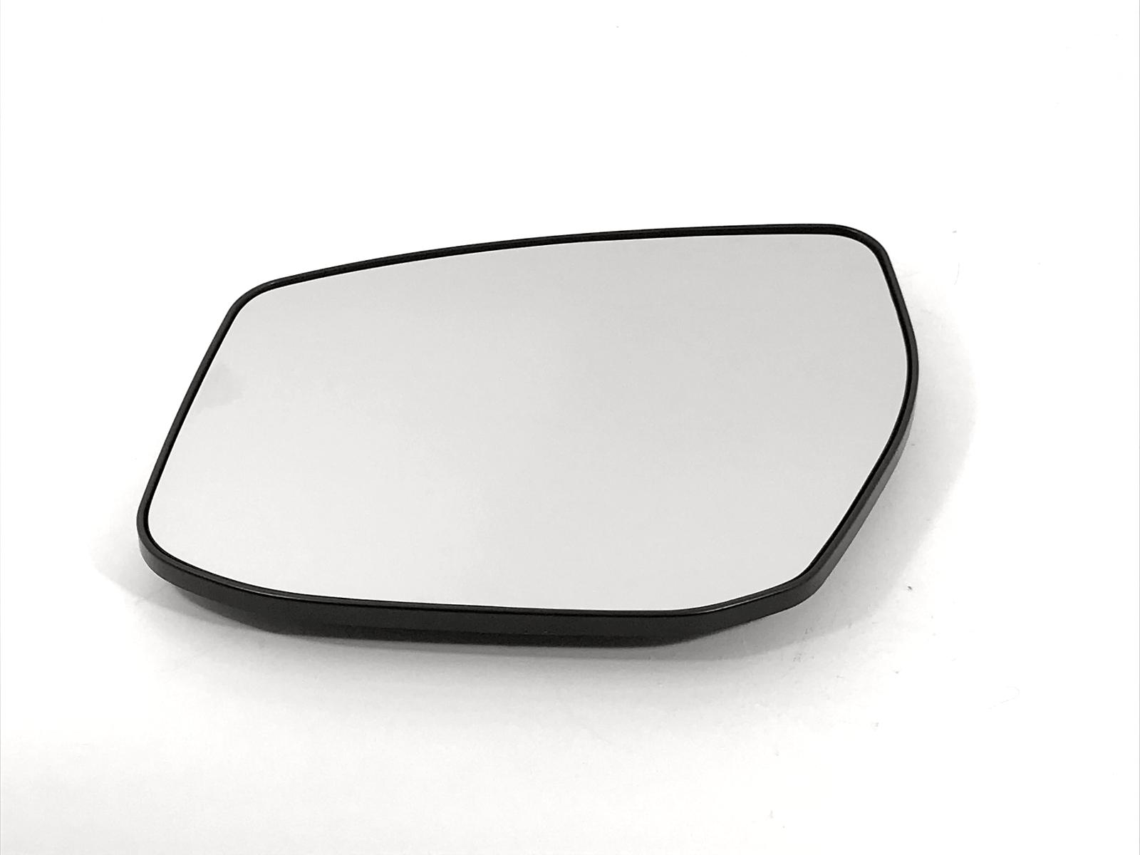 Fits 13-18 Altima Sedan, Sentra 16-18 *Maxima Driver Mirror Glass w/Holder Heat