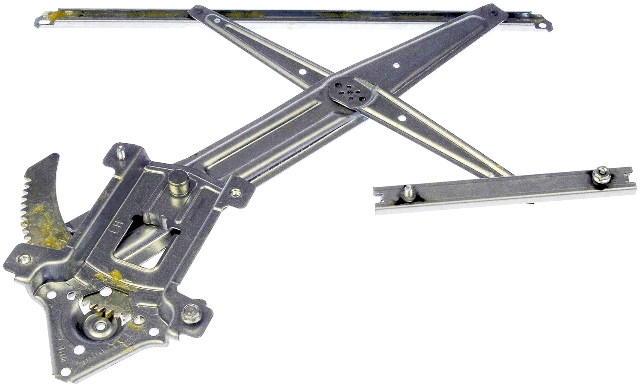 Fits 04-12  Colorado / GM Canyon Front Passenger Power Window Regulator W/out Motor