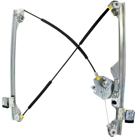 For 07-14 GM Trucks Left Front Driver Manual Window Regulator See Fitment Guide