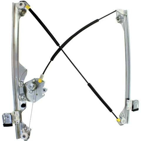 For 07-14 GM Trucks Right Front Driver Manual Window Regulator See Fitment Guide