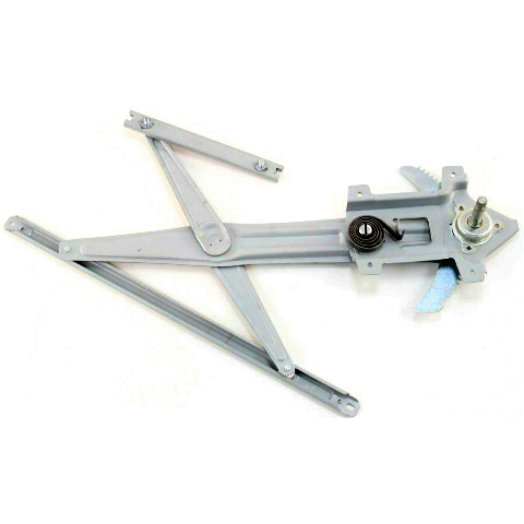 Fits 04-12 Chevy Colorado / GMC Canyon Front Driver Manual Window Regulator