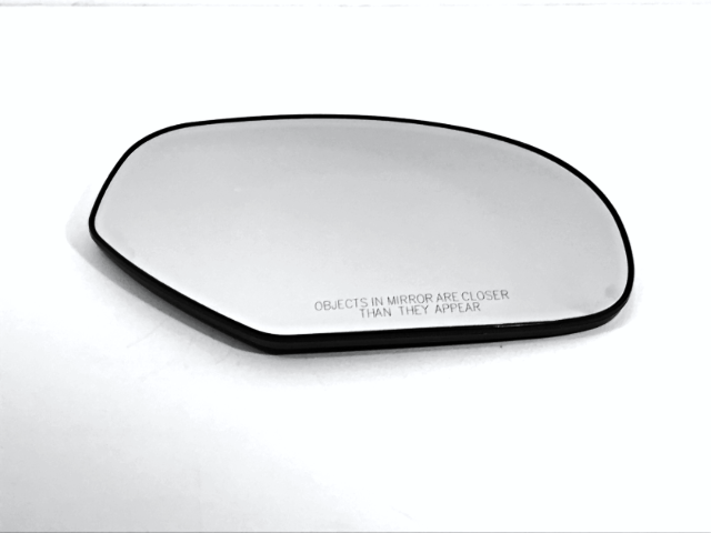 Fits 07-14 Chevy GMC Trucks, SUV Right Pass Mirror Glass  w/Holder