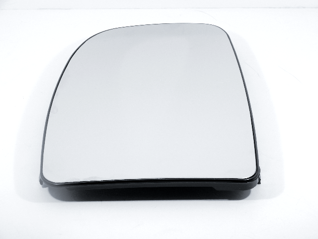 For 14-19 Promaster Left Driver Upper Heated Mirror Glass w/Holder non Extending
