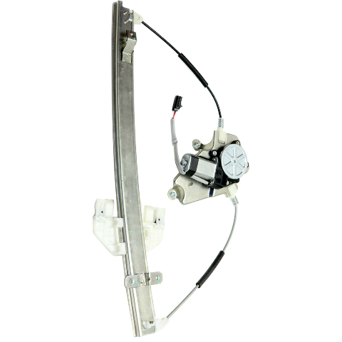 Fits 06-07 Liberty Front Passenger Upgraded Style Window Regulator With Motor