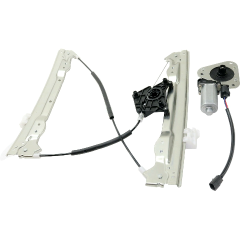 For 08-10 Avenger Front Driver Window Regulator With Motor (2 Pin Connector)
