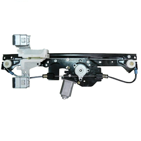 Fits 05-10  Grand Cherokee Rear Driver Window Regulator With Motor