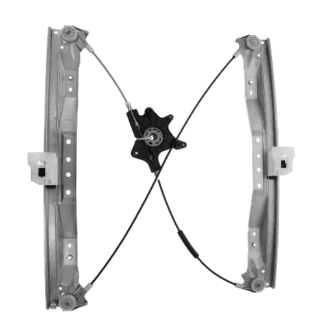 Fits 08-18 Grand Caravan 08-16 Town Country 12-15 Tradesman Power Window Regulator w/out Motor Front Right Passenger