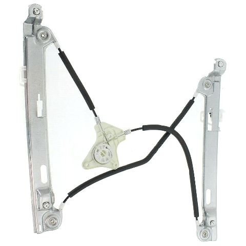 For 07-17 Patriot Front Driver Window Regulator Without Motor