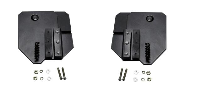 For 06-07 Liberty Rear Driver & Passenger Window Regulator Metal Upgrade Kit