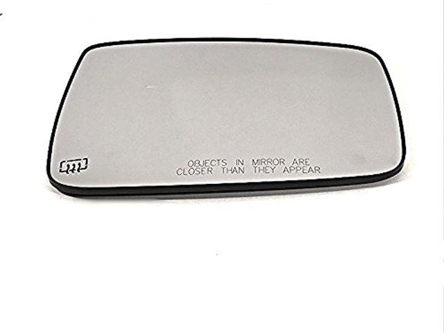 VAM Heated Right Pass Mirror Glass w/Rear Holder for 09-17 Ram 1500 10-17 2500 3500
