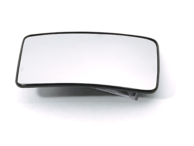 Fits 13-16 Super Duty F250 F350 F450 Left Driver Lower Mirror Glass w/Holder