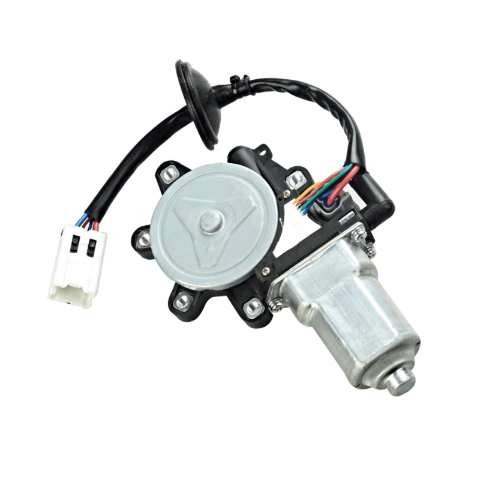 Fits 03-09 Nissan 350Z 03-07 Infiniti G35 Passenger Front Power Window Motor With 6Pin Connector