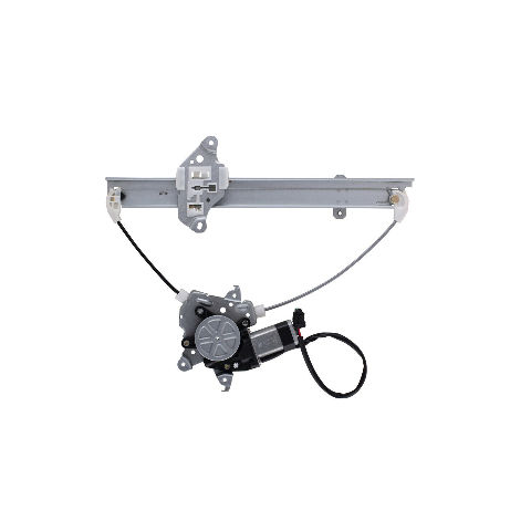 For 05-15 Xterra Rear Driver Window Regulator With Motor